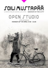 Poster for Open Studio by Sam Benyamina