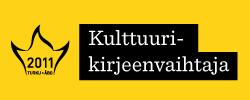 Turku2011 Kulttuurikirjeenvaihtaja