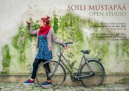 Open Studio, poster.