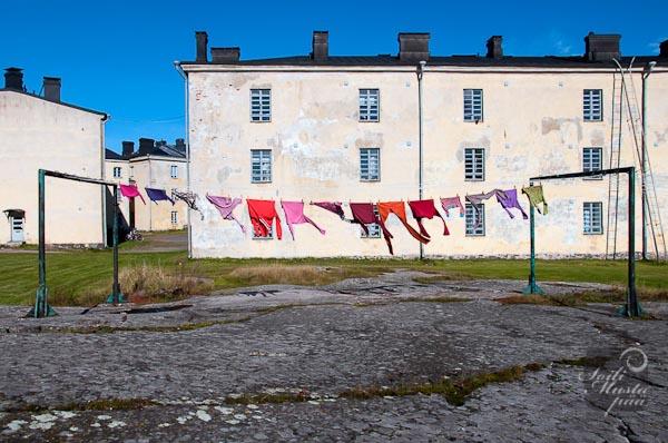 00190-1 from the Seafortress of Suomenlinna series by Soili Mustapää.