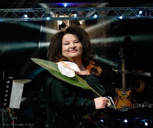 Piro Bersgstöm Thalia Gaalassa 2011. Photo Soili Mustapää.