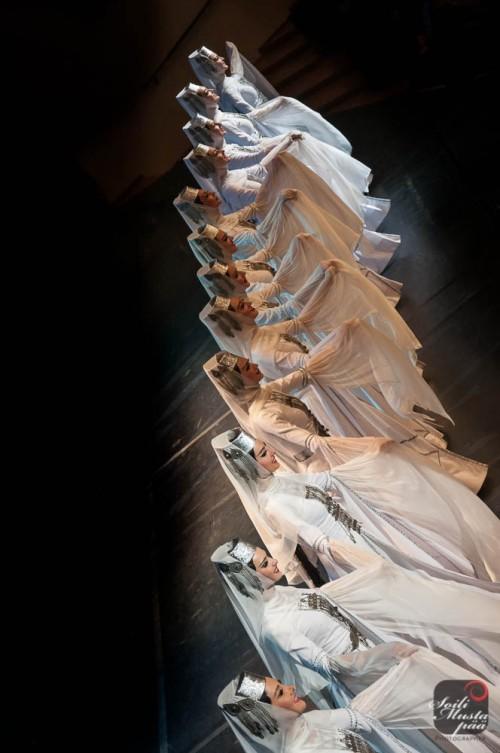 National Ballet of Georgia. Finlandia House, Helsinki