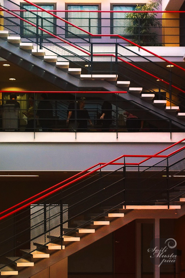 Stairs, Turku