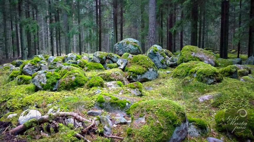 ironage graveyard by soili mustap