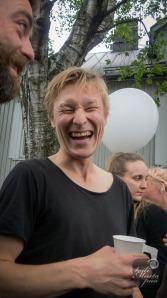 Café shop owner Jyri Engeström